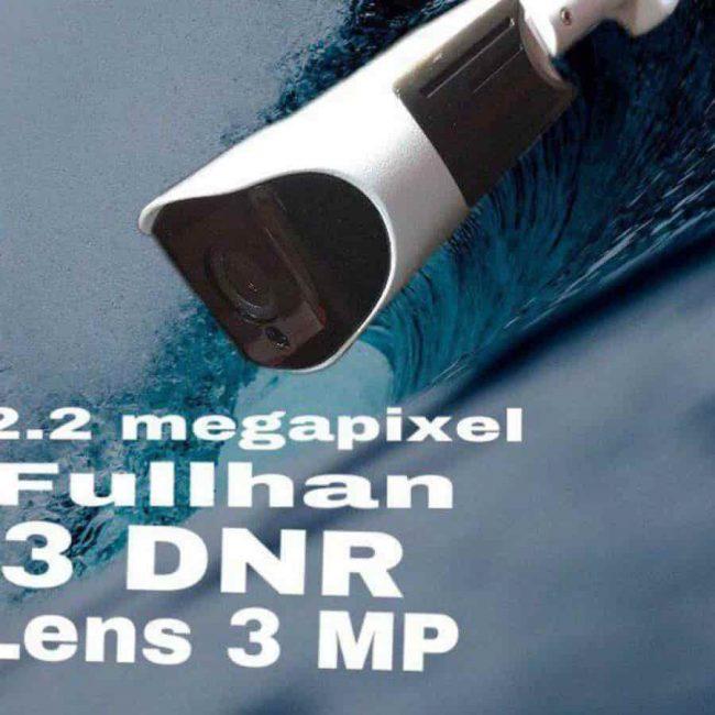 دوربین بولت کیس بزرگ فلزی 2 مگاپیکسل