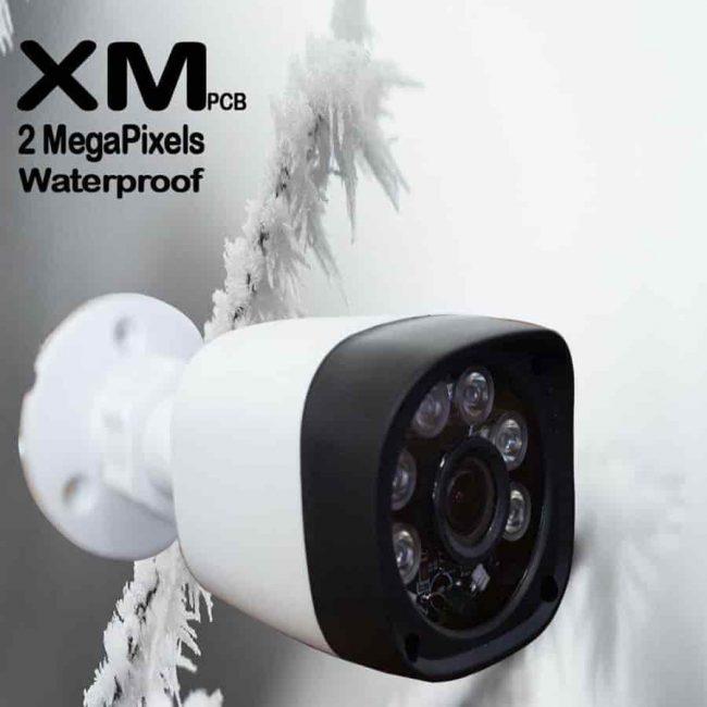 دوربین بولت پلاستیکی 2 مگاپیکسل ضدآب