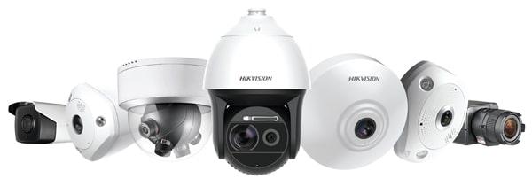 دوربین های IP هایک ویژن