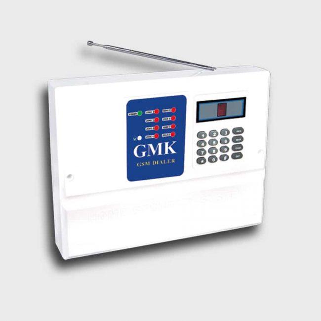 دزدگیر GMK 650 با تلفن کننده وایرلس