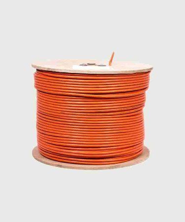 کابل شبکه نگزنس Cat5 UTP آلومینیومی 305 متری