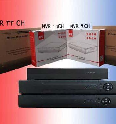 دستگاه ان وی آر 16 کانال ۵ مگاپیکسل مکسل
