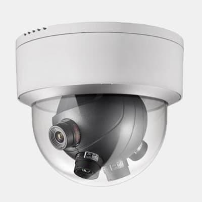 دوربین پانوراما هایک ویژن مدل DS-2CD6986F-H