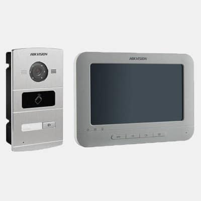 آیفون تصویری هایک ویژن مدل DS-KIS601