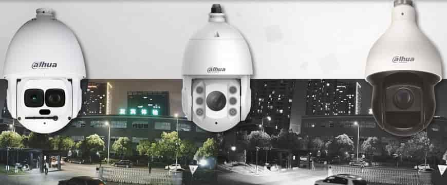 دوربین اسپید دام Speed Dome چیست ؟