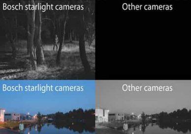 دوربین مداربسته دید در شب رنگی چیست ؟ دوربین مداربسته Starlight