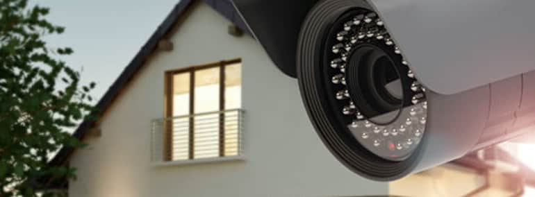دوربین مداربسته منزل