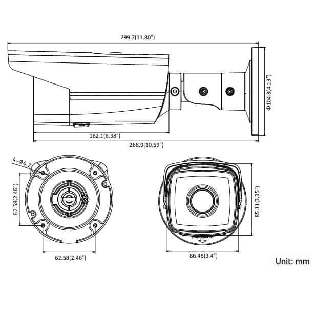 DS-2CD2T43G0-I8