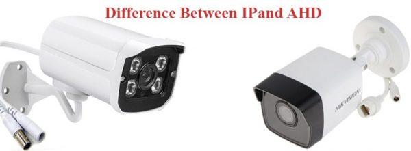 تفاوت دوربین مداربسته IP با AHD