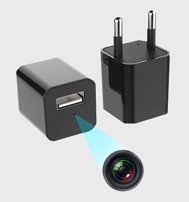 دوربین طرح شارژر WIFI