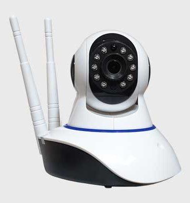 دوربین مداربسته تحت شبکه baby cam v380